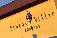 bodegas frutos villar , cigales spain castile and leon
