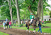 Moon Virginia before The Small Wonder Stakes at Delaware Park on 9/12/15
