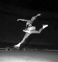 Septembre 1953. Vue de Jacqueline du Bief
