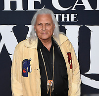 """13 February 2020 - Hollywood, California - Michael Horse. """"The Call of the Wild"""" Twentieth Century Studios World Premiere held at El Capitan Theater. Photo Credit: Dave Safley/AdMedia /MediaPunch"""