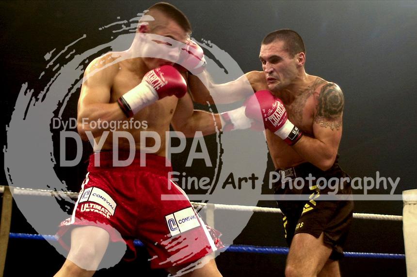 Boxing (c) Eduardo Dieguez/ DyD Fotografos