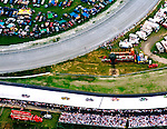Aerial photographs of Dover Downs International Speedway, Dover Delaware