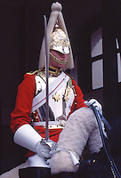 Great Britain London Royal guard