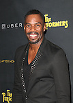 Domingo Coleman attending the Broadway Opening Night Performance After Party for 'The Performers' at E-Space in New York City on 11/14/2012