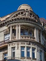 Jugendstil, Fu&szlig;g&auml;ngerzone Knez Mihailova -Prinz-Michael-Stra&szlig;e, Belgrad, Serbien, Europa<br /> Art Nouveau, pedestrian area Knez Mihailova, Belgrade, Serbia, Europe