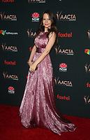 3 January 2020 - West Hollywood, California - Tammin Sursok. 9th Annual Australian Academy Of Cinema And Television Arts (AACTA) International Awards  held at SkyBar at the Mondrian. Photo Credit: FS/AdMedia