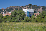 NOAA building, Boulder, Colorado John offers private photo tours of Boulder, Denver and Rocky Mountain National Park.