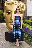 Morven Christie<br /> arrives for the BAFTA TV Craft Awards 2016 at the Brewery, Barbican, London<br /> <br /> <br /> ©Ash Knotek  D3109 24/04/2016