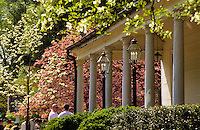 George Washingtons birth place near Washington DC, USA
