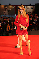 VENICE, ITALY - SEPTEMBER 09:  Miriam Galanti  attends the premiere of 'On The Milky Road' during the 73rd Venice Film Festival a Sala Grande on September 9, 2016 in Venice, Italy.<br /> CAP/GOL<br /> &copy;GOL/Capital Pictures /MediaPunch ***NORTH AMERICA AND SOUTH AMERICAS ONLY***