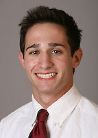 STANFORD, CA - SEPTEMBER 24:  Cameron Teitelman of the Stanford Cardinal wrestling team poses for a headshot on September 24, 2008 in Stanford, California.