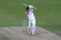 Matthew Lamb in batting action for Warwickshire during Warwickshire CCC vs Essex CCC, Specsavers County Championship Division 1 Cricket at Edgbaston Stadium on 11th September 2019