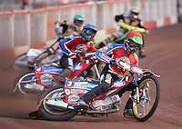 Lakeside Hammers v Coventry Bees 22-Aug-2007