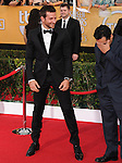 Bradley Cooper attends The 20th SAG Awards held at The Shrine Auditorium in Los Angeles, California on January 18,2014                                                                               © 2014 Hollywood Press Agency
