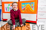 "Art and History Awards at a Special Ceremony to mark the Commemoration of 1916 at The Education Centre, Dromtacker on Monday In the catagory of Infants to second class, Darragh O'Driscoll from Kilmoyley NS was the winner with ""Life Is A Roller Coaster"""