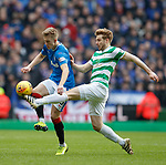 Ross McCrorie and Stuart Armstrong
