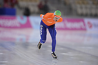 SPEEDSKATING: SOCHI: Adler Arena, 22-03-2013, Essent ISU World Championship Single Distances, Day 2, 5000m Men, Bob de Jong (NED), © Martin de Jong