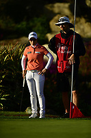 The 2018 Kia Classic Champion Eun-Hee Ji (KOR) during the Final Round at the Kia Classic,Park Hyatt Aviara Resort, Golf Club &amp; Spa, Carlsbad, California, USA. 3/25/18.<br /> Picture: Golffile | Bruce Sherwood<br /> <br /> <br /> All photo usage must carry mandatory copyright credit (&copy; Golffile | Bruce Sherwood)