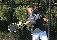 Mens Tennis vs Central Catholic 9-11-12
