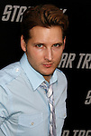 """HOLLYWOOD, CA. - April 30: Peter Facinelli arrives at the Los Angeles premiere of """"Star Trek"""" at the Grauman's Chinese Theater on April 30, 2009 in Hollywood, California.a"""