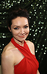 Katrina Lenk attends the 2018 Tony Awards Meet The Nominees Press Junket on May 2, 2018 at the Intercontinental Hotel in New York City.
