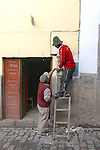 Men Painting