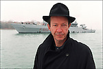 Giorgio Agamben in Venice, 2002.
