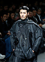 Cha Seung-Won, Oct 17, 2014 : South Korean actor Cha Seung-Won presents a creation of designer Songzio during Seoul Collection of 2015 S/S Seoul Fashion Week in Seoul, South Korea.  (Photo by Lee Jae-Won/AFLO) (SOUTH KOREA)