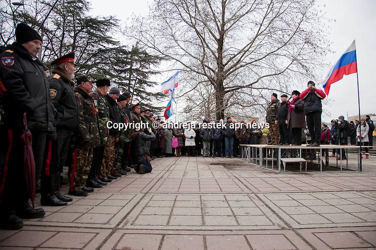 Crimea, Senforopoli , Ucraina