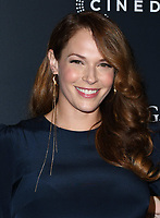 "08 January 2019 - Hollywood, California - Amanda Righetti. ""SGT. Will Ferrell Gardner"" Los Angeles Premiere held at Arclight Hollywood . Photo Credit: Birdie Thompson/AdMedia"