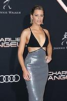 "LOS ANGELES - NOV 11:  Elizabeth Banks at the ""Charlie's Angels"" Premiere at the Village Theater on November 11, 2019 in Westwood, CA"