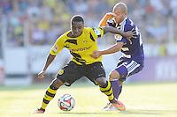 Football: Germany, 1. Bundesliga, Borussia Dortmund (BVB) - Joseph Gyau