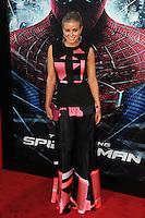 Carmen Electra at the premiere of Columbia Pictures' 'The Amazing Spider-Man' at the Regency Village Theatre on June 28, 2012 in Westwood, California. © mpi35/MediaPunch Inc. /*NORTEPHOTO.COM*<br /> **SOLO*VENTA*EN*MEXICO** **CREDITO*OBLIGATORIO** *No*Venta*A*Terceros*<br /> *No*Sale*So*third* ***No*Se*Permite*Hacer Archivo***No*Sale*So*third*©Imagenes*con derechos*de*autor©todos*reservados*.