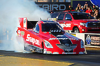 17-19 February 2012, Chandler, Arizona, USA, Cruz Pedregon, Snap-On Tools, Toyota Camry, funny car @2012, Mark J. Rebilas