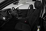 Front seat view of a 2019 Jaguar XE R-Sport 4 Door Sedan front seat car photos