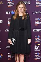 Princess Beatrice of York<br /> at the BT Sport Industry Awards 2017 at Battersea Evolution, London. <br /> <br /> <br /> &copy;Ash Knotek  D3259  27/04/2017