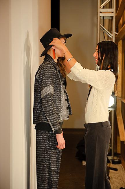 Tanya Taylor: Mercedes Benz Fashion Week Fall/Winter 2012