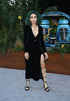 LOS ANGELES, CA - JUNE 12: Guest, at Jurassic World: Fallen Kingdom Premiere at Walt Disney Concert Hall, Los Angeles Music Center in Los Angeles, California on June 12, 2018. Credit: Faye Sadou/MediaPunch