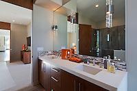 Stock photo of powder room - guest bath Stock photo of master bath, en suite, bathroom