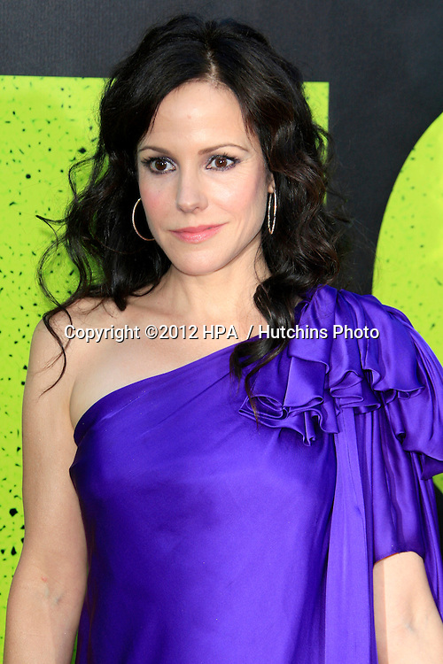 "LOS ANGELES - JUN 25:  Mary-Louise Parker arrives at the ""Savages"" Premiere at Village Theater on June 25, 2012 in Westwood, CA"