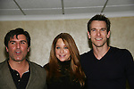 Vincent Irizarry - Jamie Luner - Adam Mayfield at a benefit for American Lung Association on December 6, 2009 at Mezza on the Green at the Lawrence Country Club. (Photos by Sue Coflin/Max Photos)