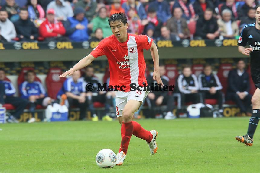 Ja-Cheol Koo (Mainz) - 1. FSV Mainz 05 vs. Hamburger SV, Coface Arena, 34. Spieltag