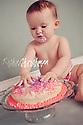 Miss E {1 yr Cake Smash}