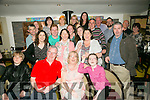 Deirdre Corr, Tralee, celebrating her 50th Birthday with family and friends at the Brogue Inn on Saturday