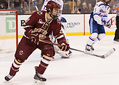 Matthew Gaudreau (BC - 21) The University of Massachusetts-Lowell River Hawks defeated the Boston College Eagles 4-3 to win the 2017 Hockey East tournament at TD Garden on Saturday, March 18, 2017, in Boston, Massachusetts.