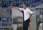 Trainer Julian Nagelsmann (RB Leipzig) gibt Anweisungen, gestikuliert, mit den Armen<br /> <br /> Sport: Fussball: LIGA: Saison 19/20: TSG 1899 <br /> Hoffenheim-RB Leipzig, 12.06.2020.<br /> <br /> Foto: RALF POLLER/AVANTI/POOL/PIX-Sportfotos<br /> <br /> Nur für journalistische Zwecke! Only for editorial use! <br /> Gemäß den Vorgaben der DFL Deutsche Fußball Liga ist es untersagt, in dem Stadion und/oder vom Spiel angefertigte Fotoaufnahmen in Form von Sequenzbildern und/oder videoähnlichen Fotostrecken zu verwerten bzw. verwerten zu lassen. DFL regulations prohibit any use of photographs as image sequences and/or quasi-video.
