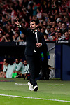 Club Brugge's coach Ivan Leko during UEFA Champions League match between Atletico de Madrid and Club Brugge at Wanda Metropolitano Stadium in Madrid, Spain. October 03, 2018. (ALTERPHOTOS/A. Perez Meca)