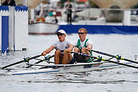Race: 75 - Event: DOUBLES - Berks: 527 K. STEINH̃??BEL & J. ROMMELMANN, GER - Bucks: 520 P. KING & D.G. HARVEY<br /> <br /> Henley Royal Regatta 2017<br /> <br /> To purchase this photo, or to see pricing information for Prints and Downloads, click the blue 'Add to Cart' button at the top-right of the page.