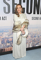 "NEW YORK, NY - DECEMBER 12:  Leah Remini attends the World Premiere for ""Second Act"" at Regal union Square on December 12, 2018 in New York City.  Credit: John Palmer/MediaPunch"