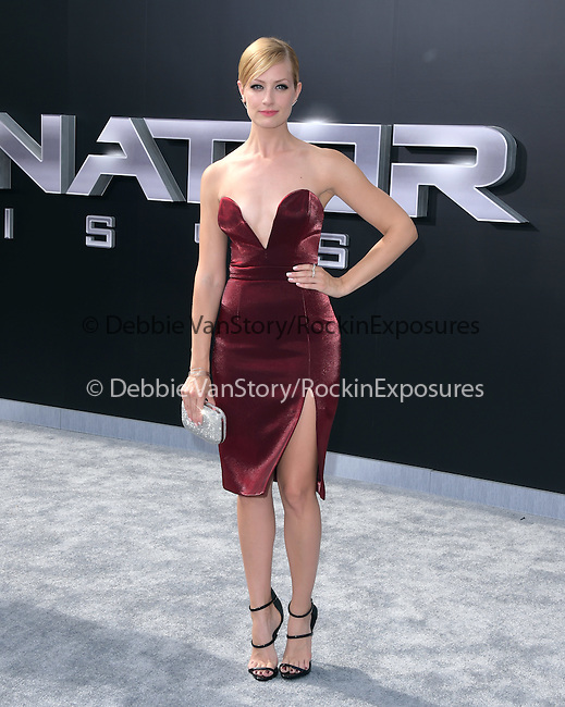 Beth Behrs attends The Paramount Pictures L.A. Premiere of Terminator Genisys held at The DolbyTheatre  in Hollywood, California on June 28,2015                                                                               © 2015 Hollywood Press Agency